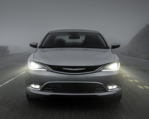 2017 Chrysler 200 Front View
