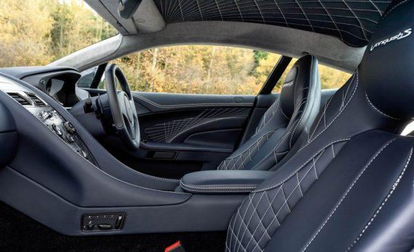 2017 Aston Martin Vanquish S Seats