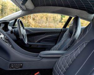 2017 Aston Martin Vanquish S Seats View