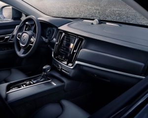 2017 Volvo V90 Cross Country Interior View