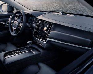 2017 Volvo V90 Cross Country Interior View