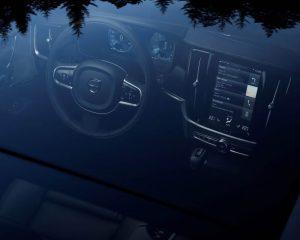 2017 Volvo V90 Cross Country Interior Sunroof View