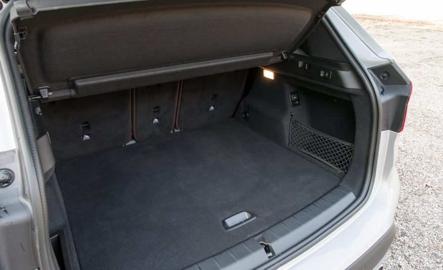 2017 BMW X1 Trunk View