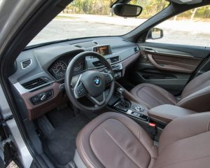 2017 BMW X1 Interior View
