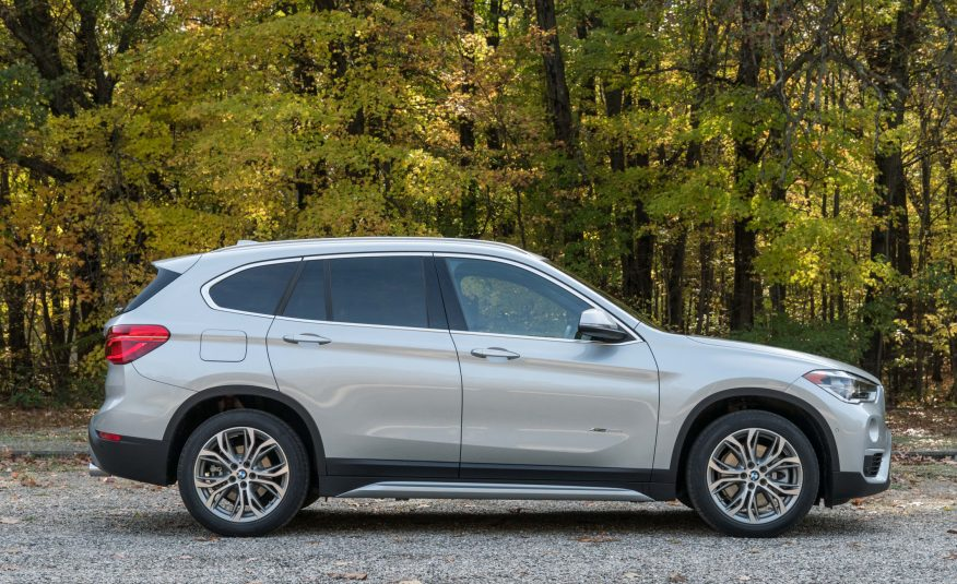 2017 Bmw X1 Side View #10914  Cars Performance, Reviews