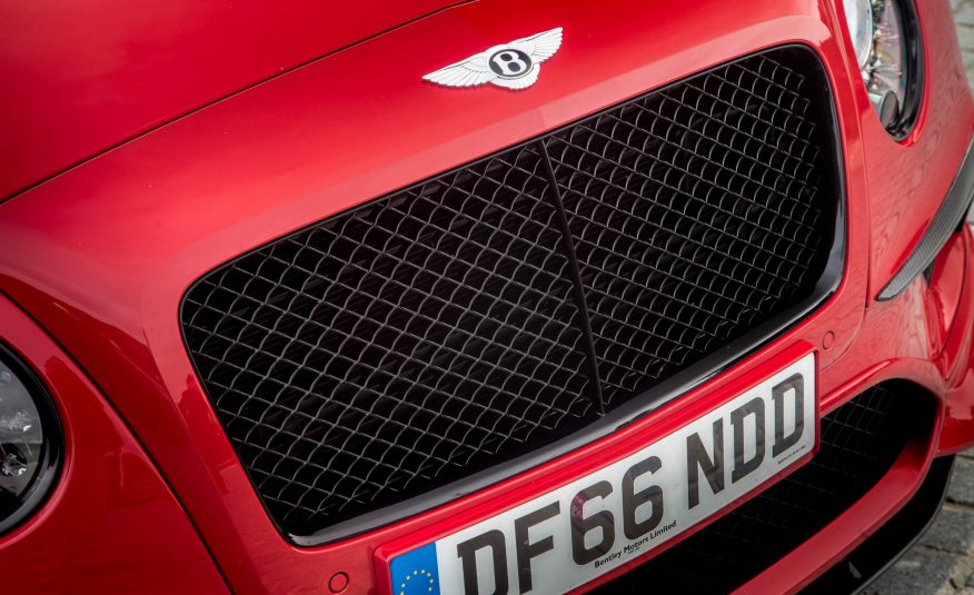 2018 Bentley Continental Supersports Grille View