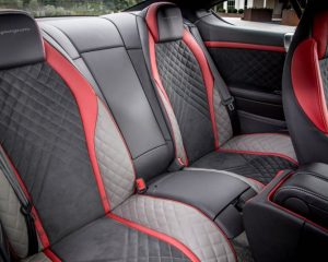 2018 Bentley Continental Supersports Seats View