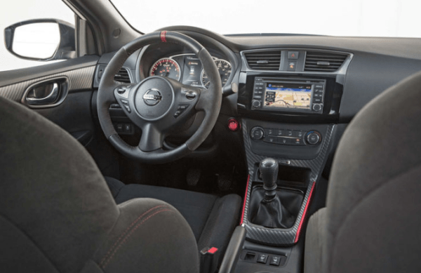 2017 Nissan Sentra NISMO steering review