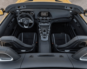 2018 Mercedes AMG GT C Interior View