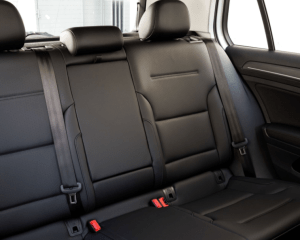 2017 Volkswagen e-Golf Interior Seats View