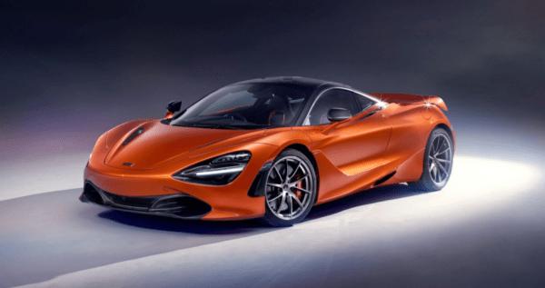 2018 McLaren 720S front exterior review