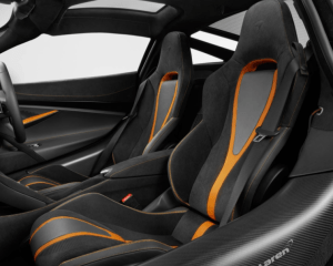 2018 McLaren 720S Interior Seats View
