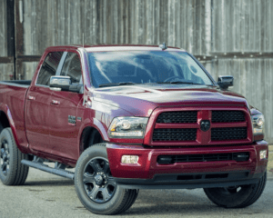 2017 Ram 2500 HD Front Exterior View