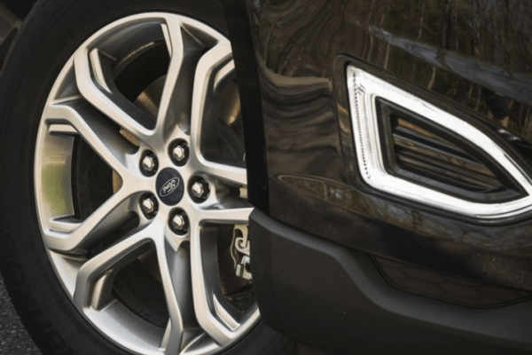 2017 Ford Edge wheels review