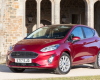 2018 Ford Fiesta 1.0T Side View