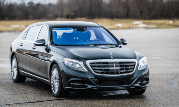 2017 Mercedes-Maybach front review