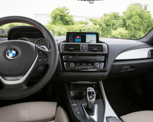 2018 BMW 2 Series Dashboard View