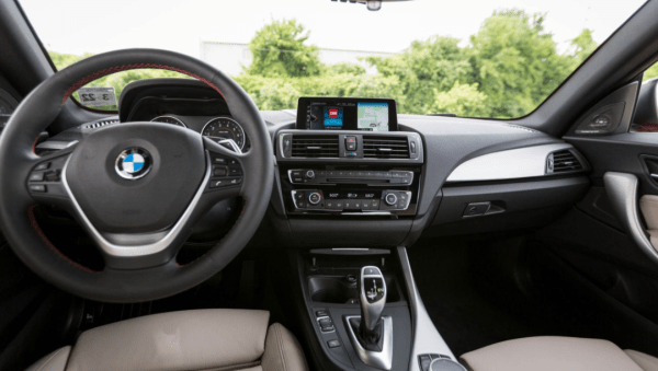 2018 BMW 2 series dashboard review