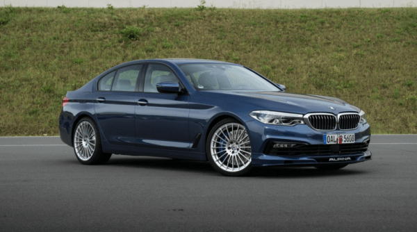 2018 BMW Alpina B5 Biturbo Front review
