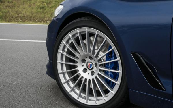 2018 BME Alpina B5 Biturbo wheels review