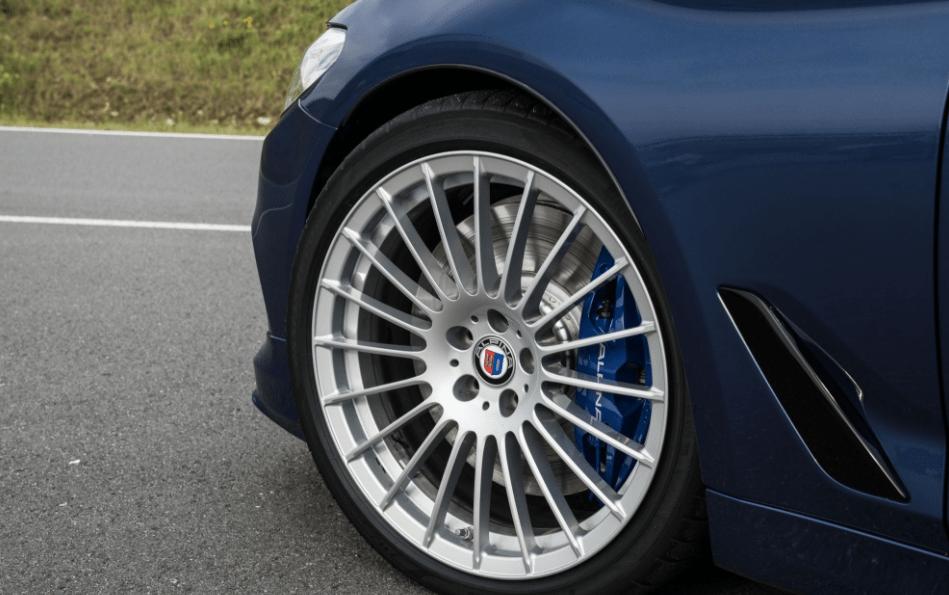 2018 BMW Alpina B5 Biturbo Wheels
