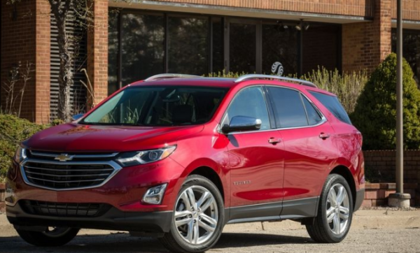 2018 Chevrolet Equinox Front review