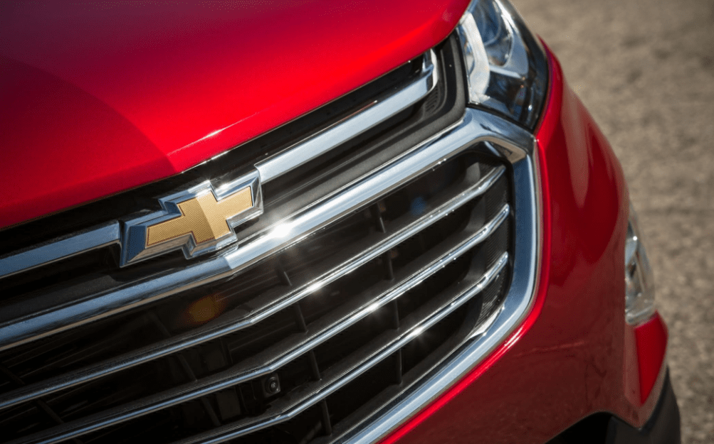2018 Chevrolet Equinox Headlights View