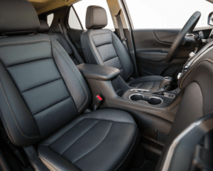 2018 Chevrolet Equinox Seats View