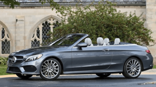 2018-Mercedes-Benz-Cabriolet-side-review 2018 Mercedes-Benz C300 Cabriolet