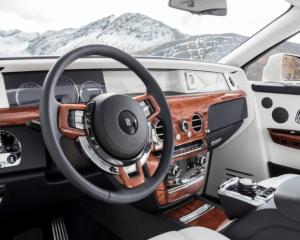 2018 Rolls Royce Phantom VIII Dashboard