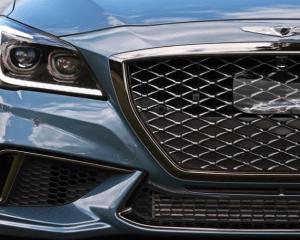 2018 Genesis G80 Sport Grille View