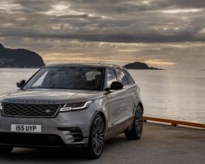 2018 Ranger Rover Velar Front View
