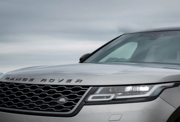 2018 Range Rover Velar grille review