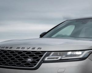 2018 Ranger Rover Velar Grille