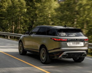 2018 Ranger Rover Velar Rear View