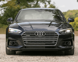 2018 Audi A5 Grille View