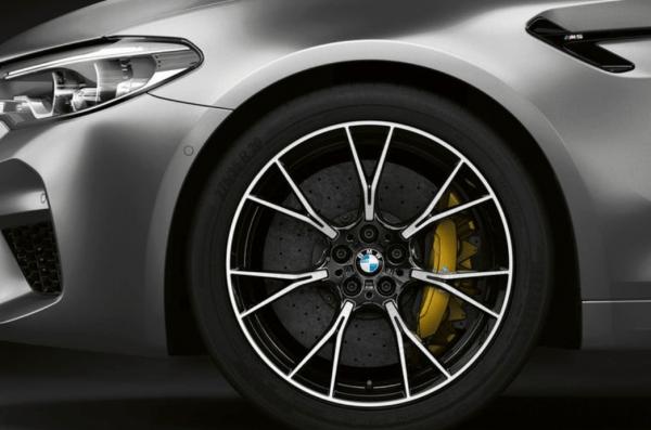 BMW M5 2019 Wheel review