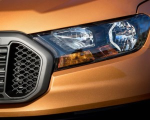 2019 Ford Ranger Headlight View