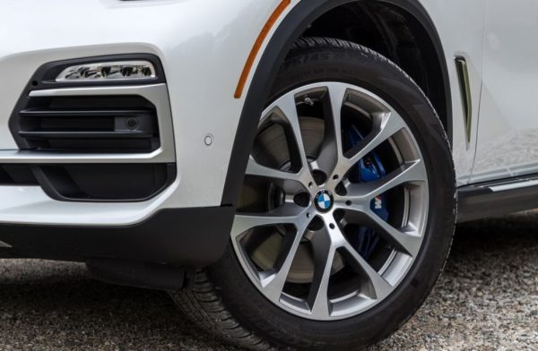 BMW X5 wheels review 2019