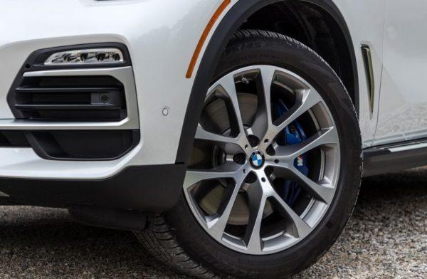 BMW X5 wheels review 2019