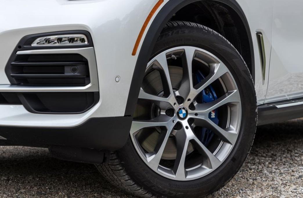 2019 BMW X5 wheels review