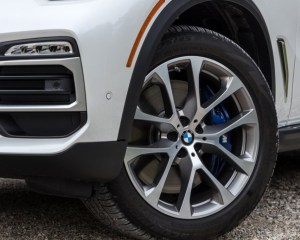 2019 BMW X5 wheels review