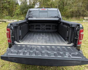 2019 Ram 1500 Cargo Rear View