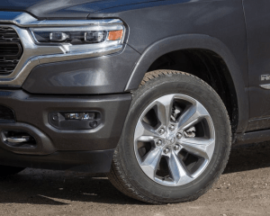 2019 Ram 1500 Wheels View