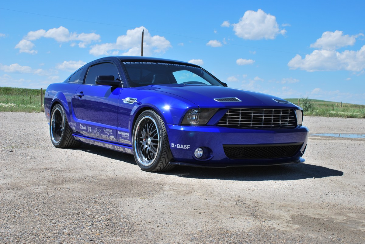 """Western Motorsports """"Vanquish'd"""" V12 Mustang – Grand Touring Concepts"""