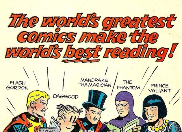 A New Golden Age in Comics