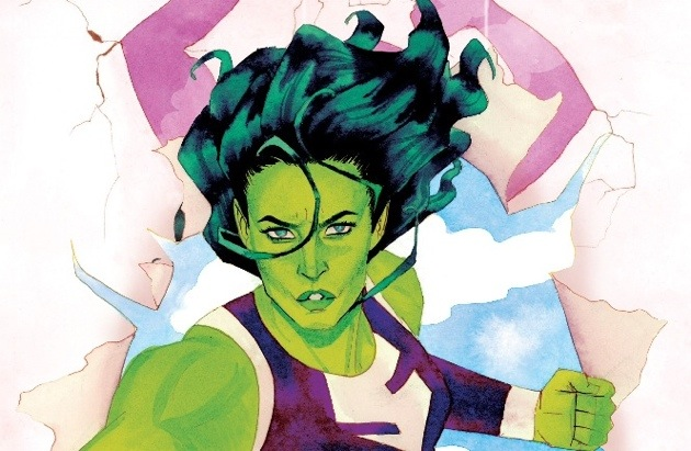 She-Hulk Issue 6 (2014) Review