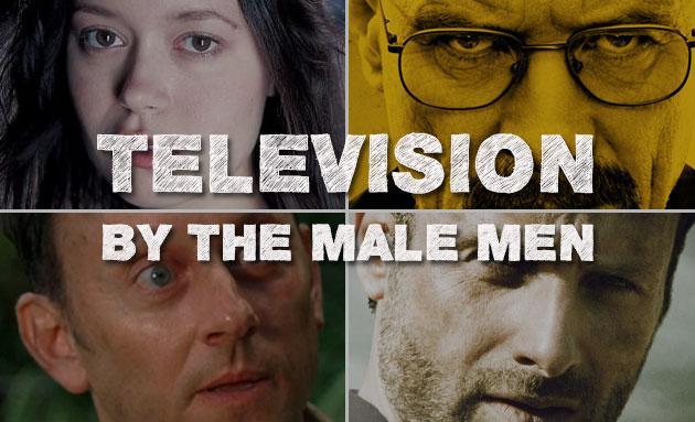 TELEVISION: Inspired by Firefly, Breaking Bad, LOST & Walking Dead