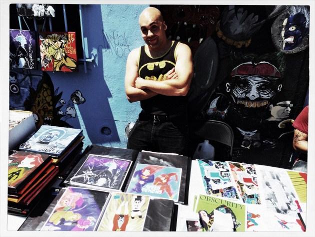 Eli Ramos, Featured Local Artist   @ArtOfEli1980