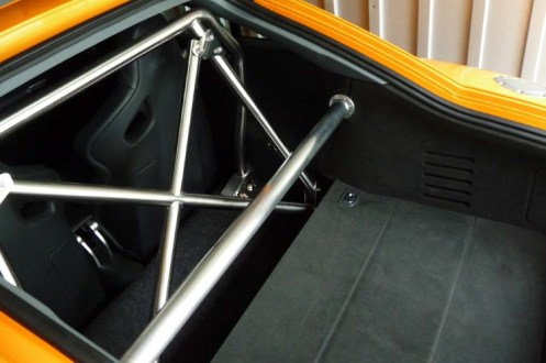 Bügel-Audi TT